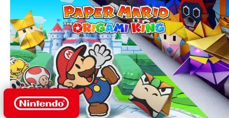Paper Mario: Origami King | Nintendo Switch