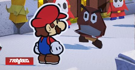 Paper Mario: The Origami King aterriza a Nintendo Switch este viernes