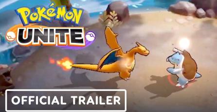 Pokemon Unite - Official Trailer