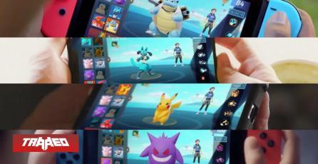 """Productor de Pokémon Unite admite que el juego """"tiene potencial para ser competitivo"""""""
