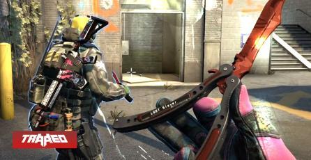 """Profesional de Counter-Strike GO es criticado por usar en torneo cuchillo con frase """"LGBT Slayer"""""""