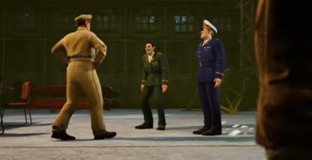 """Destroy All Humans! - Tráiler """"Welcome to Union Town"""""""