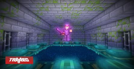 Jugador con parálisis cerebral logra derrotar al Dragón en Minecraft con un solo pie