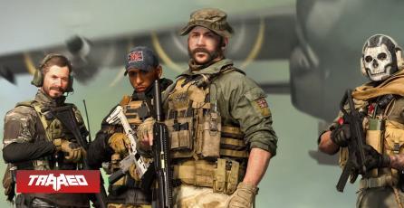 Vuelve el modo Rumble a Call of Duty Warzone 50 vs 50