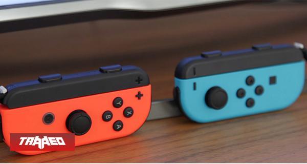"""Piden que Sernac exija indemnizaciones por """"Joy-Con drift"""" que afectó a cientos de dueños de una Nintendo Switch"""