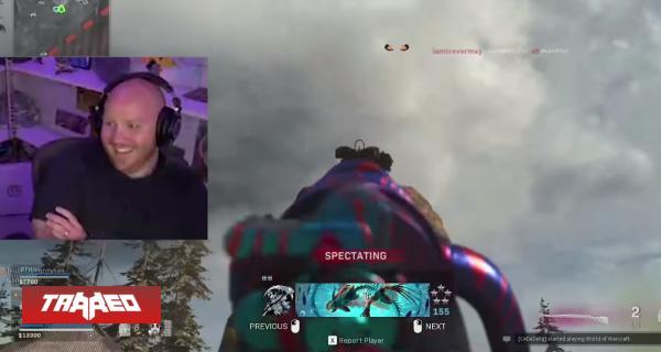 Cheaters en Call of Duty Warzone no perdonan: captan headshot en el aire