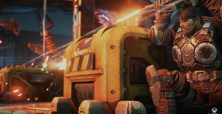 Gears 5 - Tráiler Revelación Operación 4