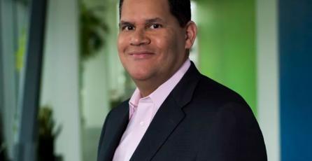 Reggie Fils-Aimé tiene un nuevo trabajo en una compañía de videojuegos