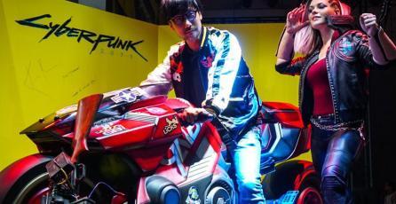 CD Projekt RED felicita a Hideo Kojima por el estreno de <em>Death Stranding</em> en PC