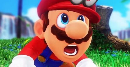 La celebración por el 35.° aniversario de <em>Super Mario</em> podría iniciar pronto
