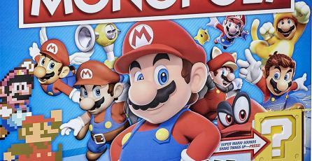 Nintendo y Hasbro preparan un Monopoly por los 35 años de <em>Super Mario</em>