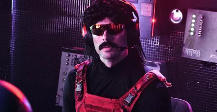 Dr Disrespect afirma que no volverá a Twitch tras su banneo