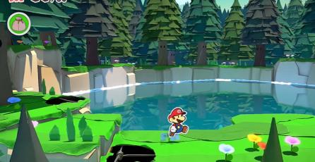 Paper Mario: The Origami King -Tráiler de Avance