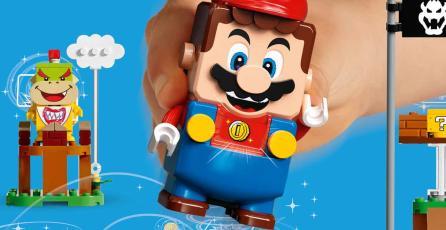 Sets de expansión de LEGO <em>Super Mario</em> se agotaron de inmediato en México