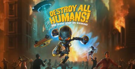 Destroy All Humans! - Tráiler de Avance