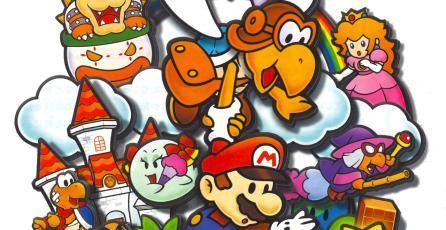 Nuevos <em>Paper Mario</em> ya no pueden modificar personajes de la serie <em>Super Mario</em>