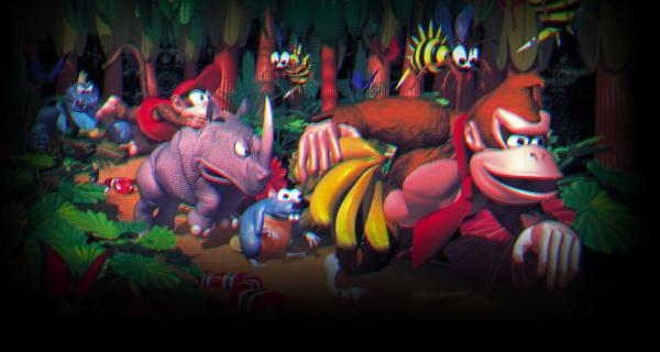 #ViernesRetro: <em>Donkey Kong Country</em>