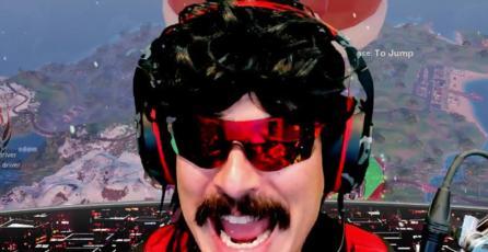Dr. Disrespect considera demandar a Twitch por su banneo