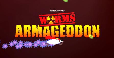 Worms Armageddon - Patch 3.8 Trailer!