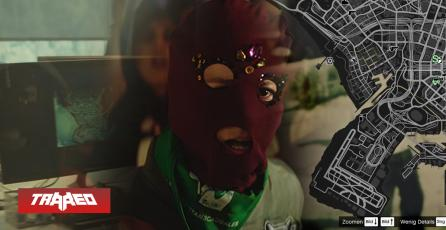 "Serie chilena ""La Jauría"" de Amazon Prime usó mapas de GTA V para escena en la PDI"