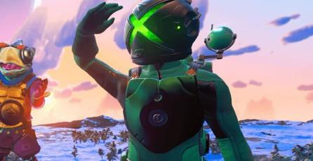 <em>No Man's Sky</em> es más popular que nunca gracias a Xbox Game Pass