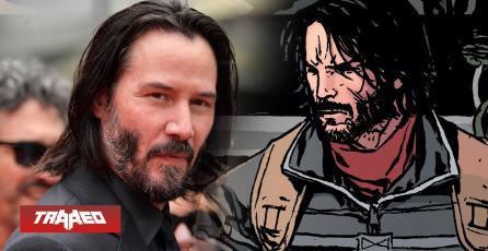 Keanu Reeves debutará en el mundo de los cómics en su propia franquicia original