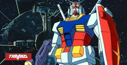 Ya puedes ver gratis la trilogía original de Mobile Suit Gundam