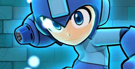 Así de genial se ve el mundo de <em>Mega Man VR</em>