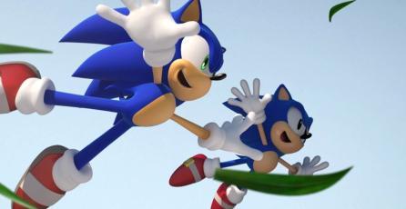 SEGA asegura que no descuidará al Sonic clásico ni al moderno