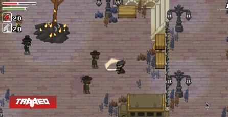 Un fan reinventa Bloodborne con el estilo de Legend of Zelda: A Link to the Past