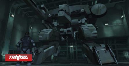 Crean versión con Unreal Engine 4 del primer Metal Gear Solid