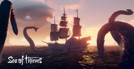 Sea of Thieves trailer