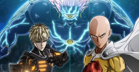 ONE PUNCH MAN: A HERO NOBODY KNOWS – Tráiler DLC