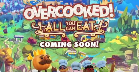 <em>Overcooked! All You Can Eat </em> - Trailer revelación