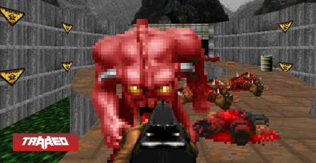 Publican el código original del port de DOOM (93) para SNES