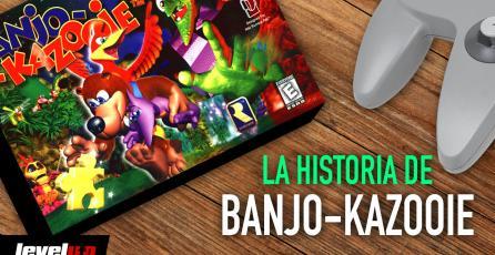 La historia detrás de: <em>Banjo-Kazooie</em>