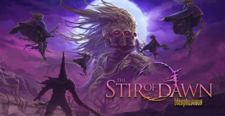 Blasphemous: The Stir of Dawn - DLC Trailer!