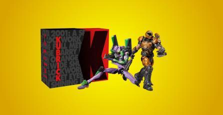 Ofertas de la semana: figuras de <em>Evangelion</em>, <em>Resident Evil 3</em> y películas 4K