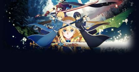 <em>Sword Art Online Alicization Lycoris</em>