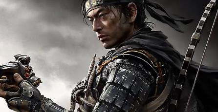 <em>Ghost of Tsushima</em> celebra a franquicias de PlayStation con easter egg