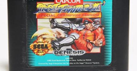 Lanzan parche de mejora para <em>Street Fighter II</em> de SEGA Genesis