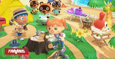 Policía logra encontrar a dueño de Nintendo Switch via mensaje interno de Animal Crossing