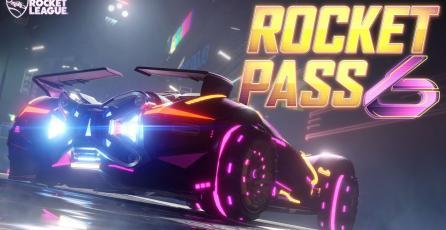 Rocket League - Season 6 Trailer