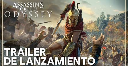 Assassin's Creed Odyssey - Trailer de Lanzamiento