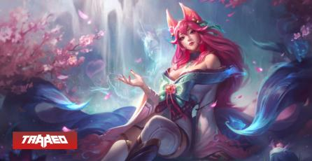 "Ten una ""cita virtual"" con las skins de ""Florecer Espiritual"" para obtener recompensas en League of Legends"