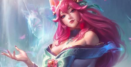 Nuevos aspectos Flor Espiritual están en camino a <em>League of Legends</em>