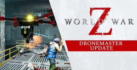 World War Z - Dronemaster Update Trailer