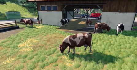 """Farming Simulator 19 - Tráiler Revelación """"Alpine Farming Expansion"""""""