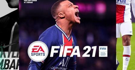 ¡Kylian Mbappé es el atleta de portada de <em>FIFA 21</em>!