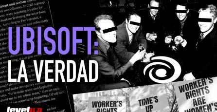 Reportes de acoso en Ubisoft - ¿Qué es lo que pasa?
